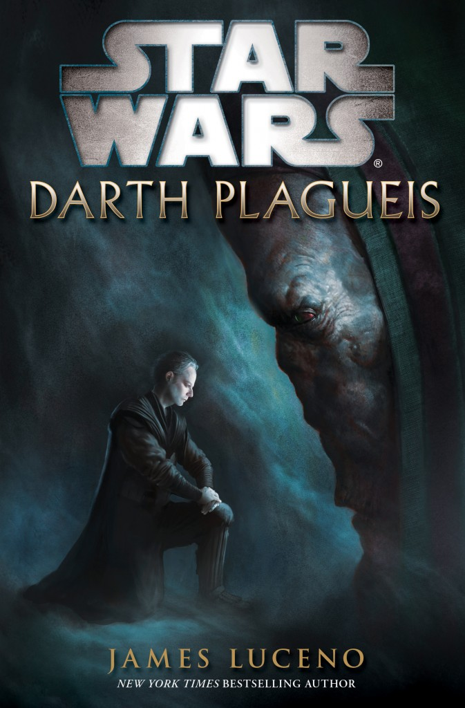 Darth Plagueis, released in 2012, is a Star Wars novel from James Luceno.