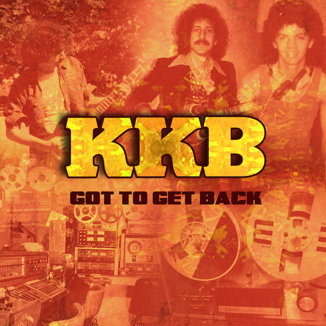KKB is a collection rare, early recordings from Bruce Kulick's first band.