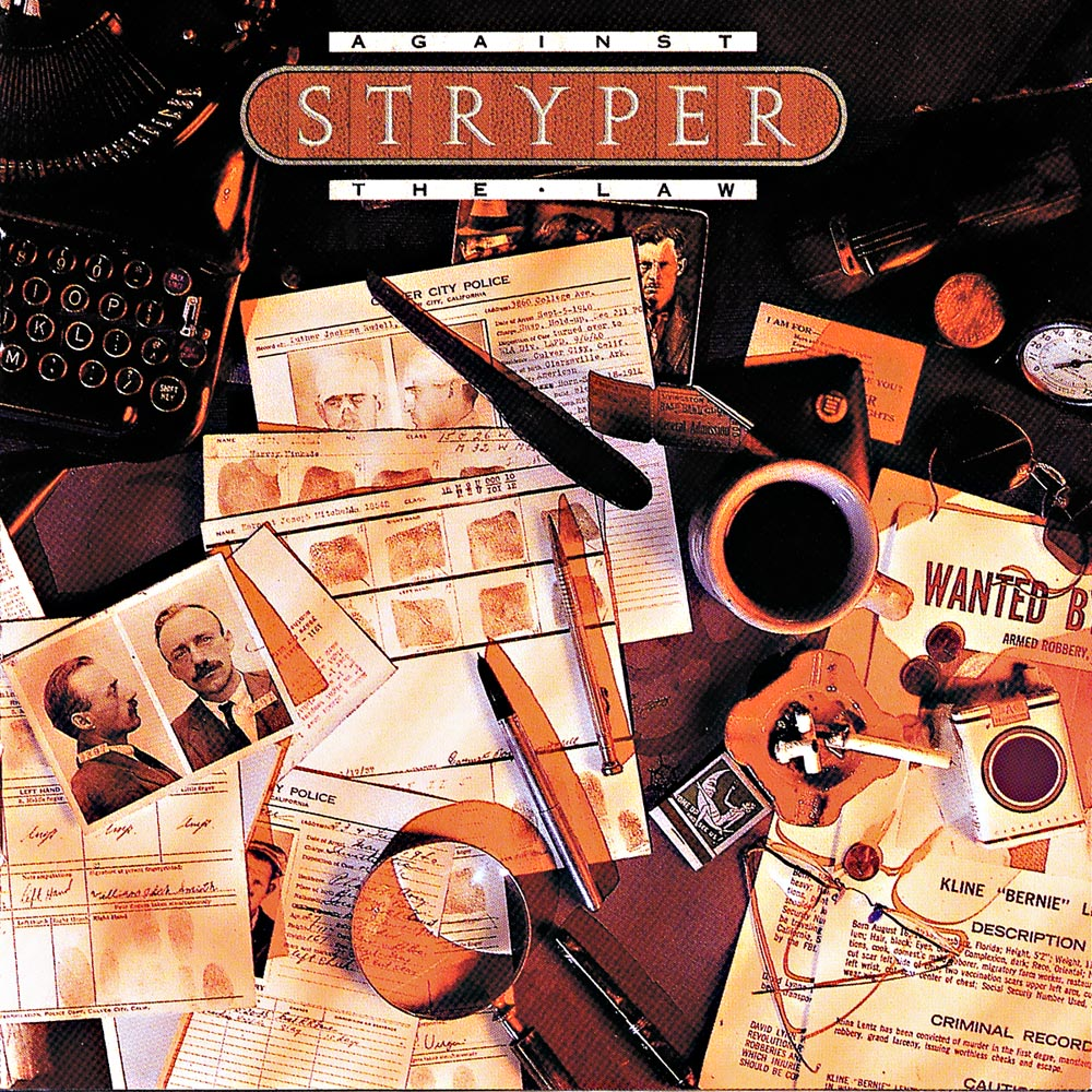 Against the Law was the fifth studio release from Stryper. It first came out in 1990.