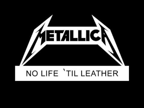 No Life Til Leather was Metallica's best known set of demo recordings from their early period.