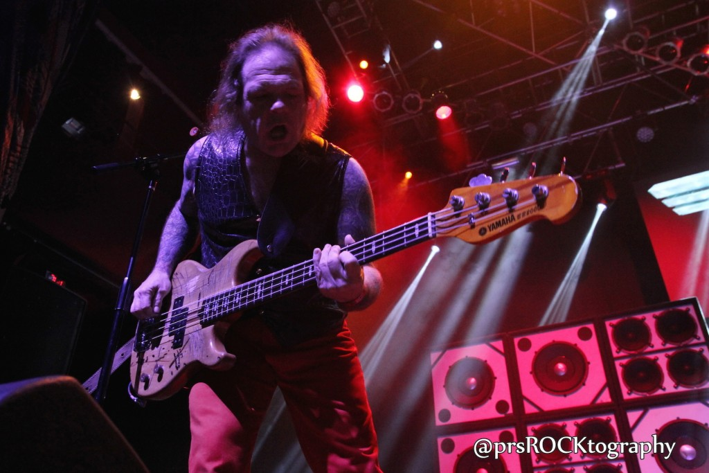 Geoge DuBose as Michael Anthony!
