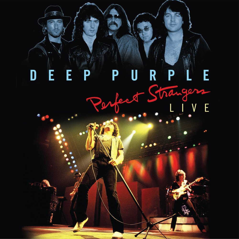 Deep Purple's Perfect Strangers Live was released in fall of 2013, featuring a vintage 1984 Australian concert from the band.