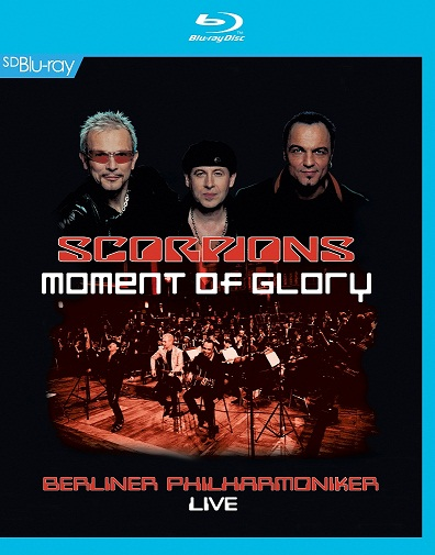 Eagle Rock released Scorpions: Moment of Glory Live in 2013, as one of its first SD Blu-ray releases.