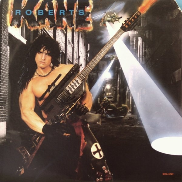 Kane Roberts is the self-titled solo debut album from the former Alice Cooper guitarist, released in 1987.