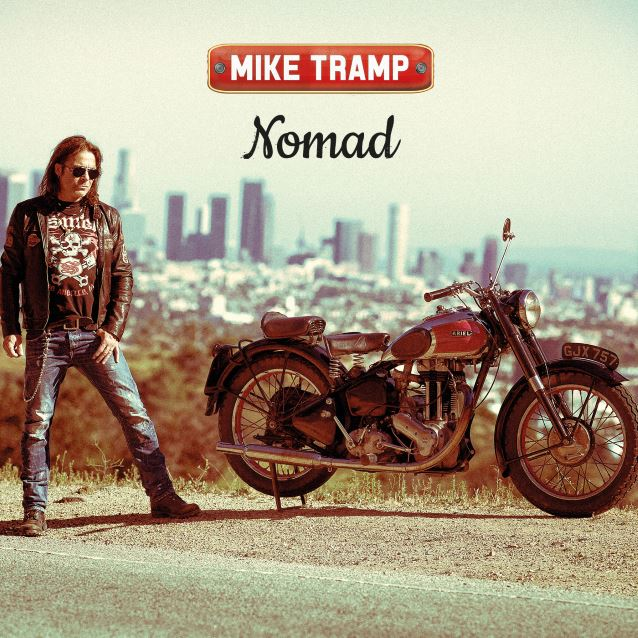 Nomad is Mike Tramp's ninth solo release.