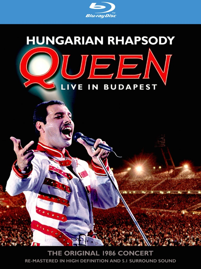 Hungarian Rhapsody chronicles the final show of Queen's 1986 tour, in Budapest.