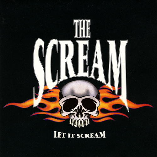 Let it Scream is the debut album from the Scream, and their only officially released album. It came out in 1991.