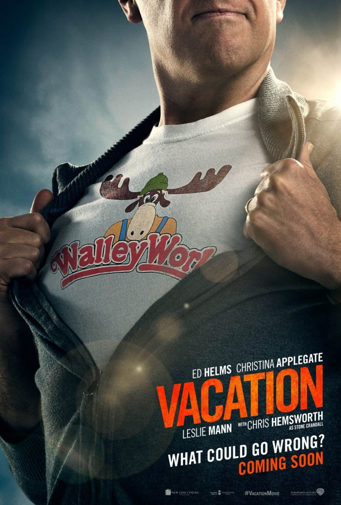 Vacation was released in theaters in July 2015, and is the fifth theatrically released film in the series. It is the first since 1997's Vegas Vacation.