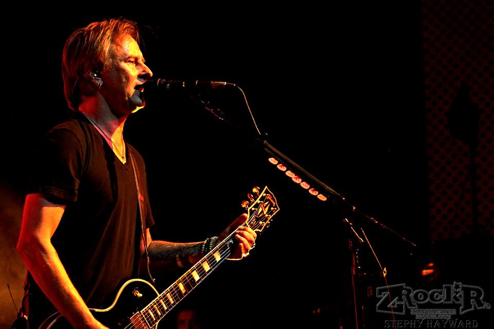 Alice in Chains guitarist Jerry Cantrell.