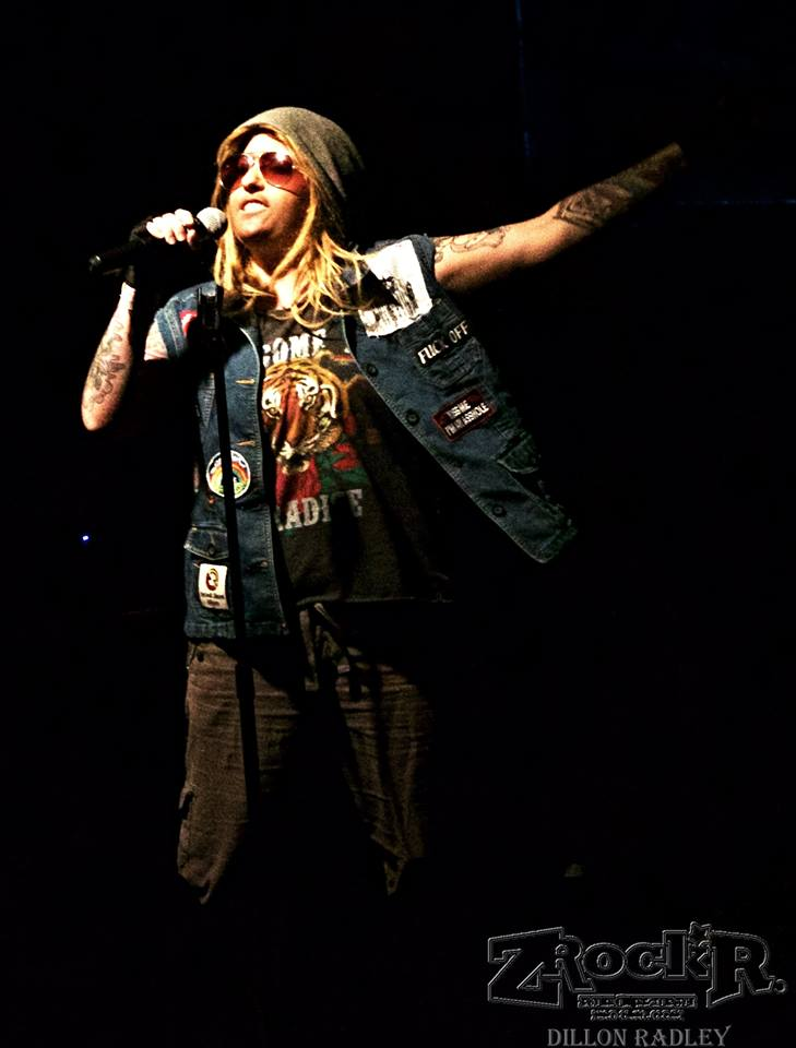 Yitzhak of Hedwig and the Angry Inch.