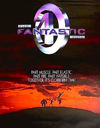 The Fantastic Four was created by Roger Corman in 1994 but never officially released.