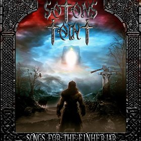 The new EP from Gustafson's band: Satan's Taint- Songs for the Einherjar; available on iTunes and Amazon.