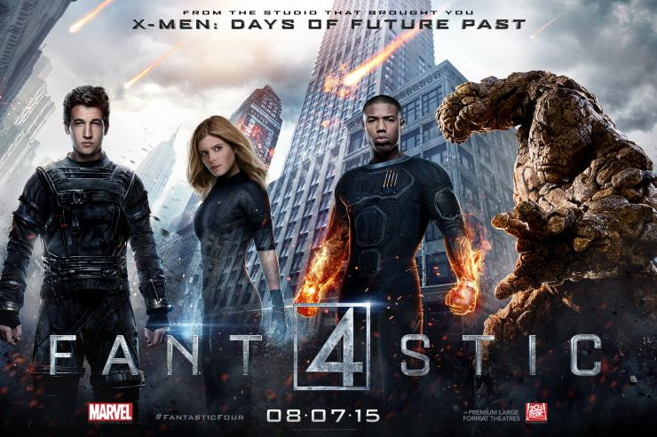 Fantastic Four is the reboot of the film series featuring these classic Marvel heroes.