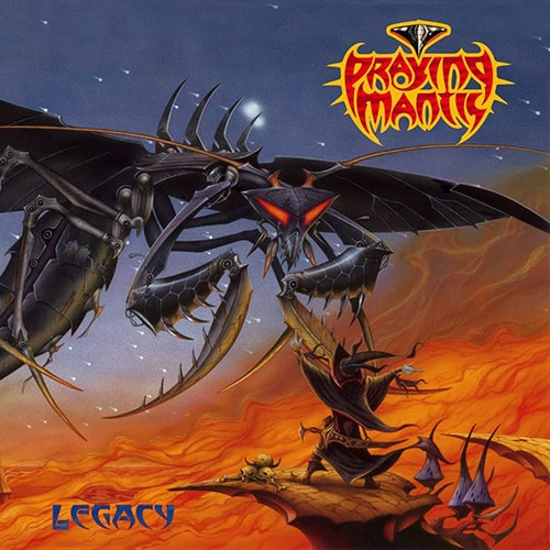 Legacy is Praying Mantis' latest studio album.