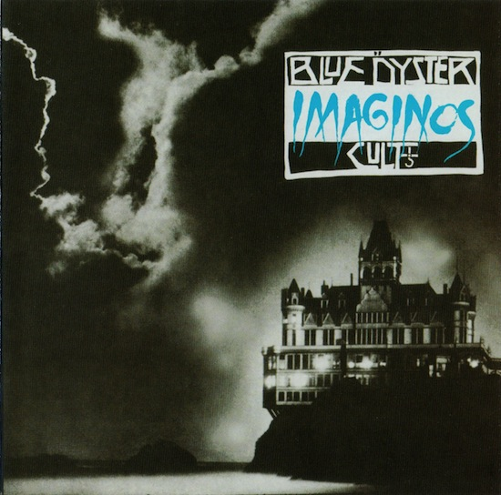 Imaginos was Blue Oyster Cult's eleventh studio album. Released in 1988, it was the final one recorded for Columbia.