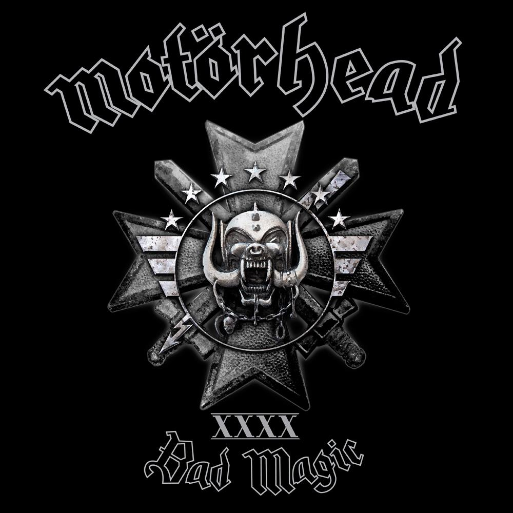 Bad Magic is Motorhead's 22nd studio record.