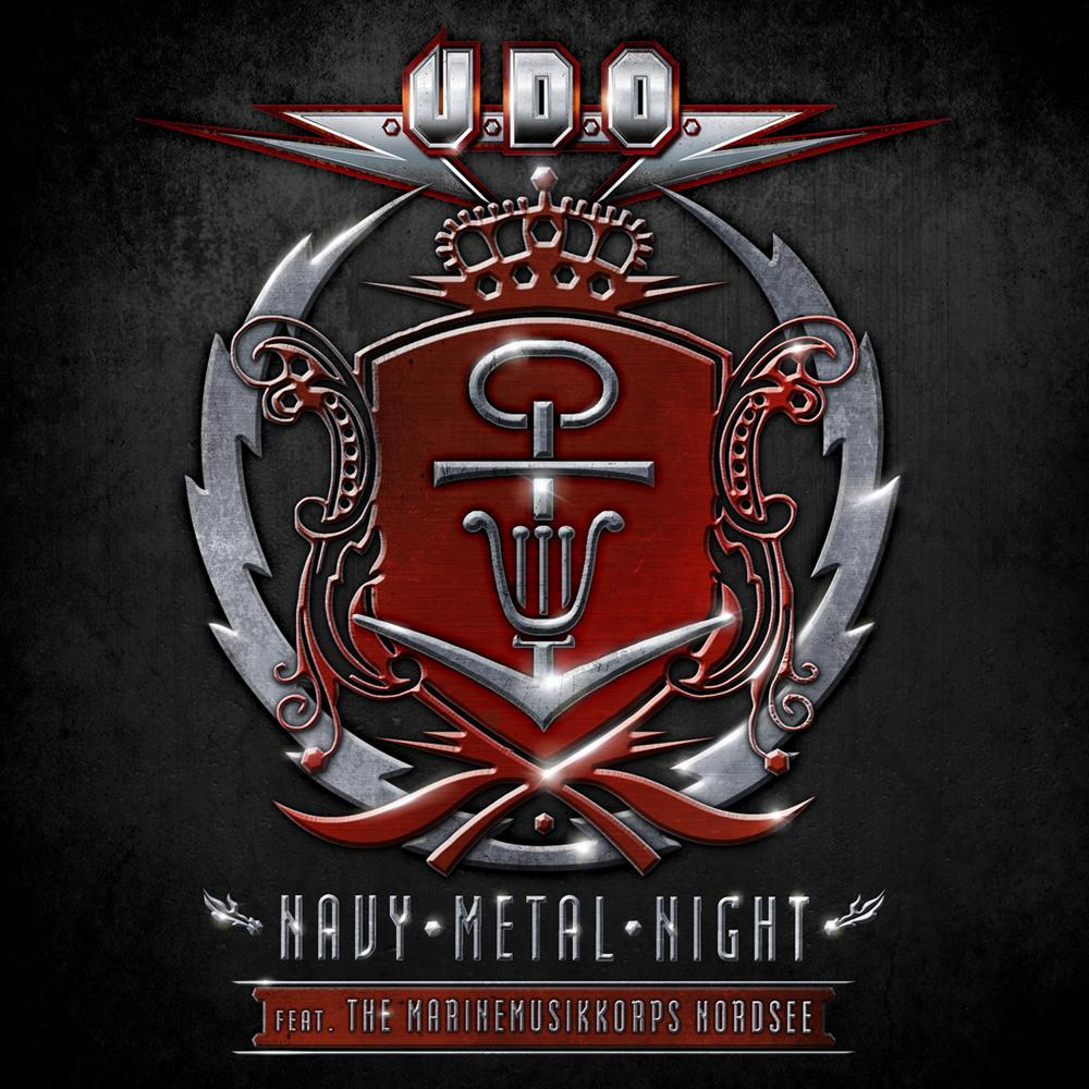 Navy Metal Night is the latest live release from UDO, teaming the band up with an actual naval orchestra.