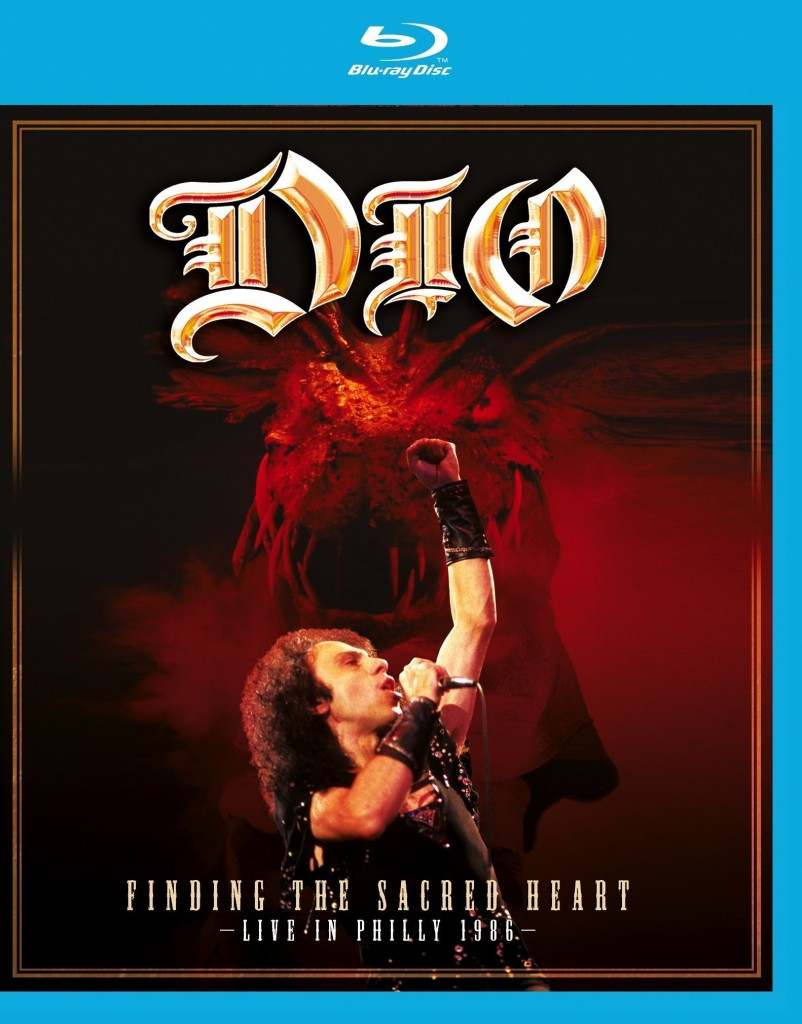 Finding the Sacred Heart is a Blu-ray Disc release of a concert from Dio's classic 1986 Sacred Heart tour.