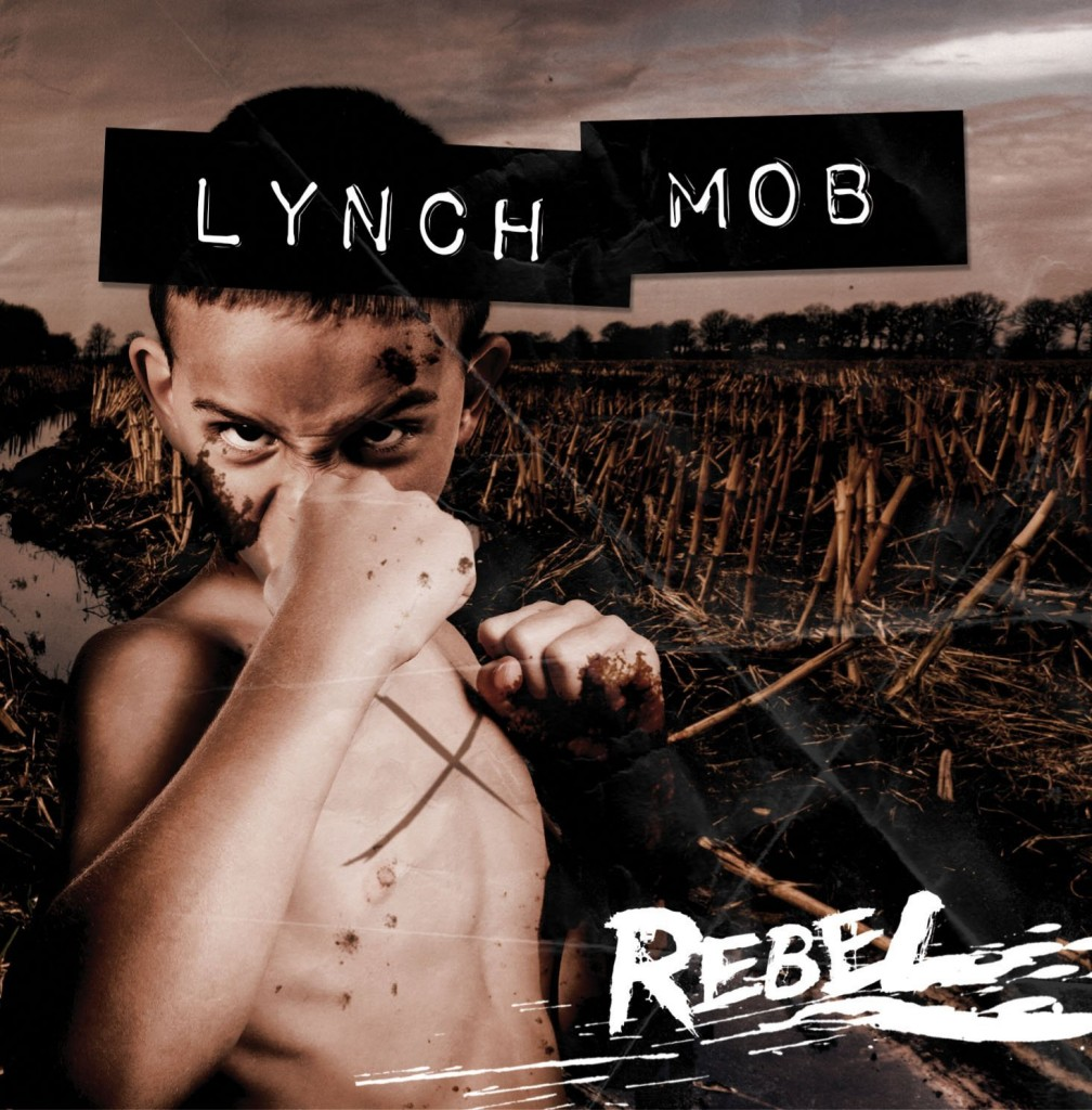 Rebel is the latest album from George Lynch's Lynch Mob.