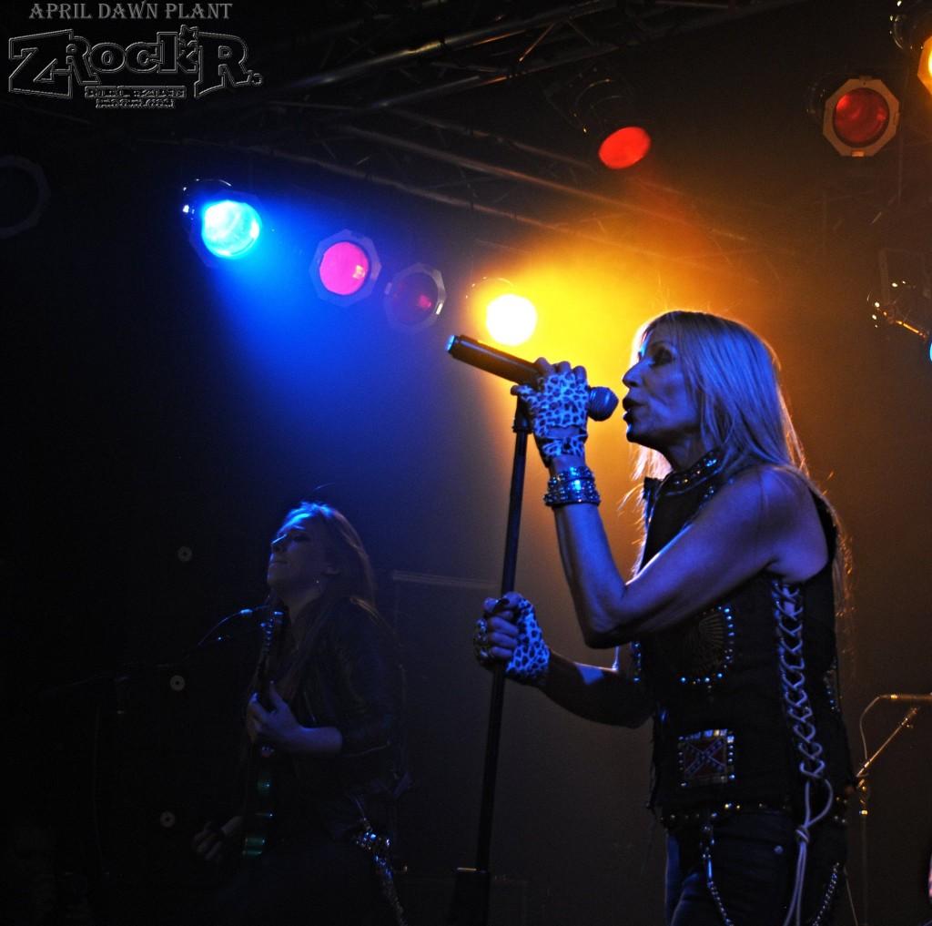 Femme Fatale headlined Vamp'd Vegas on September 4