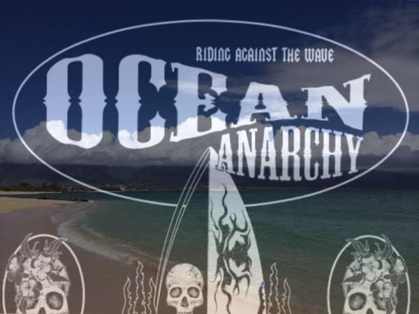 ICJUK present Ocean Anarchy!  A new line from designer Claire Jane.