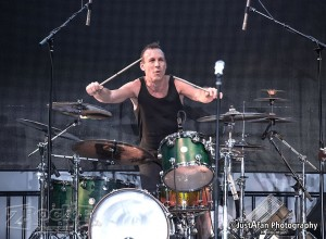 Drummer Stephen Perkins of Jane's Addiction