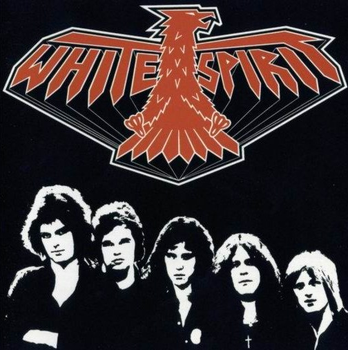 White Spirit is the self-titled debut and only album from the band of the same name.