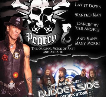 Stephen Pearcy, the legendary voice of Ratt, returned to Count's Vamp'd for another performance on Saturday, October 10, 2015. This was Pearcy's first show at Vamp'd since last December, and one eagerly awaited by longtime Ratt fans!