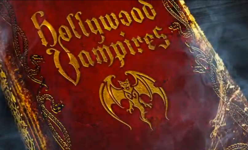Hollywood Vampires is an album from the group of the same name, comprising Alice Cooper, Johnny Depp, Joe Perry, and a myriad of special guests.