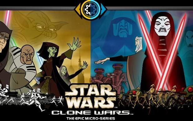 Clone Wars - The 2003-2005 Star Wars Animated Series! - ZRockR Magazine