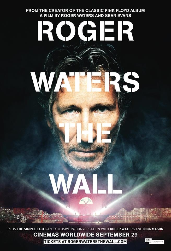 Roger Waters The Wall is the new concert film from Waters. It saw a limited theatrical run for one night in America, on September 29, 2015. A home video release is due in December.