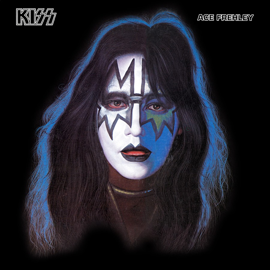 The Ace Frehley album was produced by Eddie Kramer, who helped many of KISS' best 1970s studio efforts.