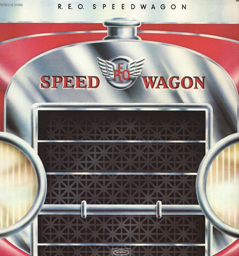 REO Speedwagon's seldom heard self-titled debut was released in 1971, and was their first and only album to feature Terry Lutrell on vocals.