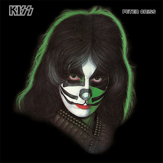 The Peter Criss album was produced by Vini Poncia, who would later helm the sessions for the KISS albums Dynasty and Unmasked. Steve Lukather (later of Toto fame) is a guest guitarist on the record.