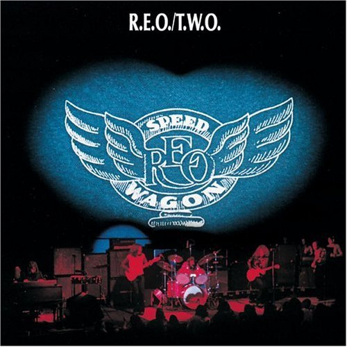 TWO is the second album from REO Speedwagon. It was the first release to feature classic vocalist Kevin Cronin, though he would not sing on another REO album until 1976.