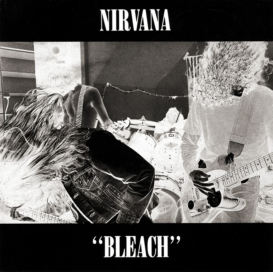 Bleach is the 1989 debut LP from Nirvana.