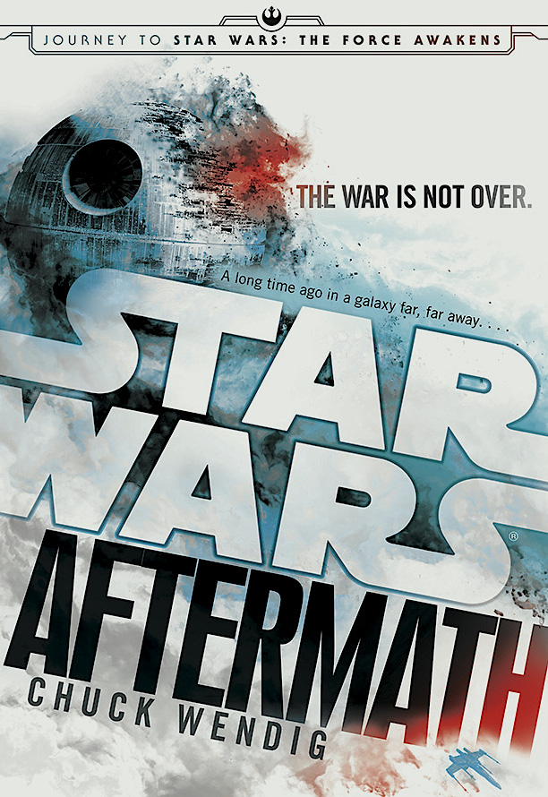 Aftermath is the first Star Wars novel set following Return of the Jedi in the new Expanded Universe canon.
