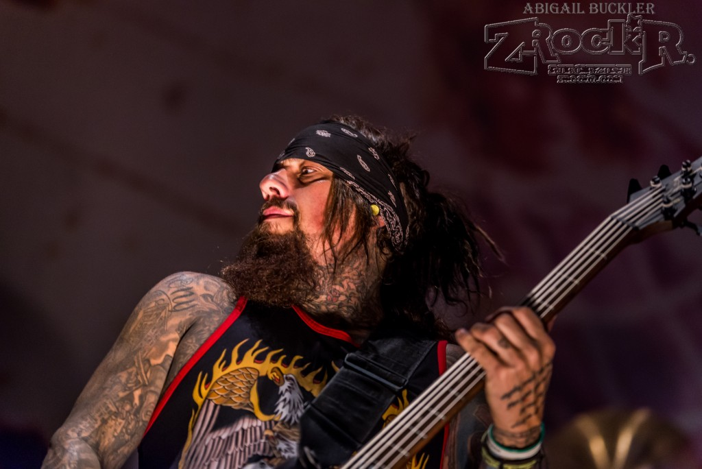 """ Fieldy"" - some of the most wicked basslines in rock"