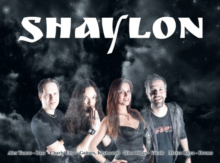 The members of Shaylon!
