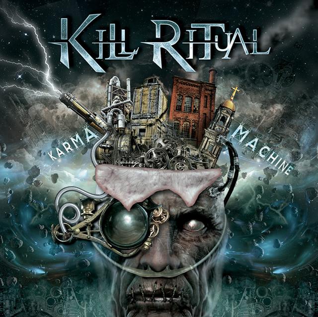 Karma Machine is the third album from Kill Ritual.