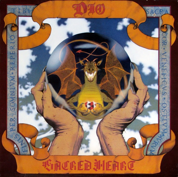 Sacred Heart was released in 1985. It was Dio's third album, and the final one with guitarist Vivian Campbell.