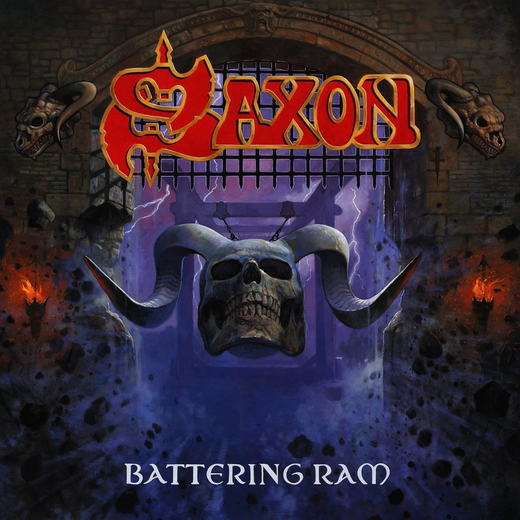Battering Ram is the 21st studio album from Saxon.