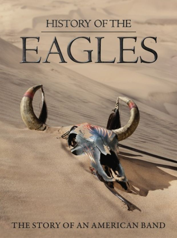 History of the Eagles is a career-spanning documentary on the legendary classic rock band.