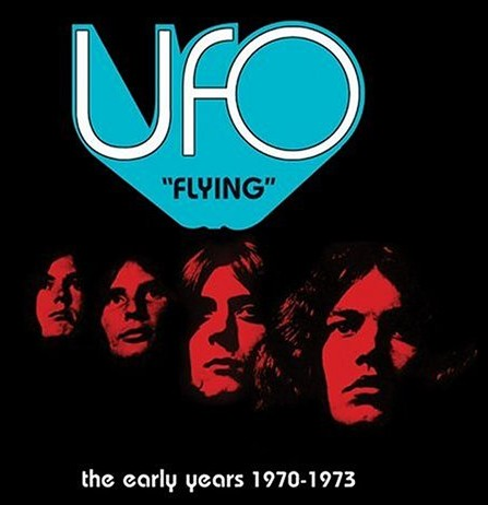 Flying - The Early Years 1970-1973 combines UFO's early pre-Michael Schenker-era works into one convenient two-disc set.