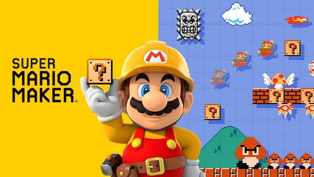 Super Mario Maker was released for the Wii U in September of 2015 in the United States.