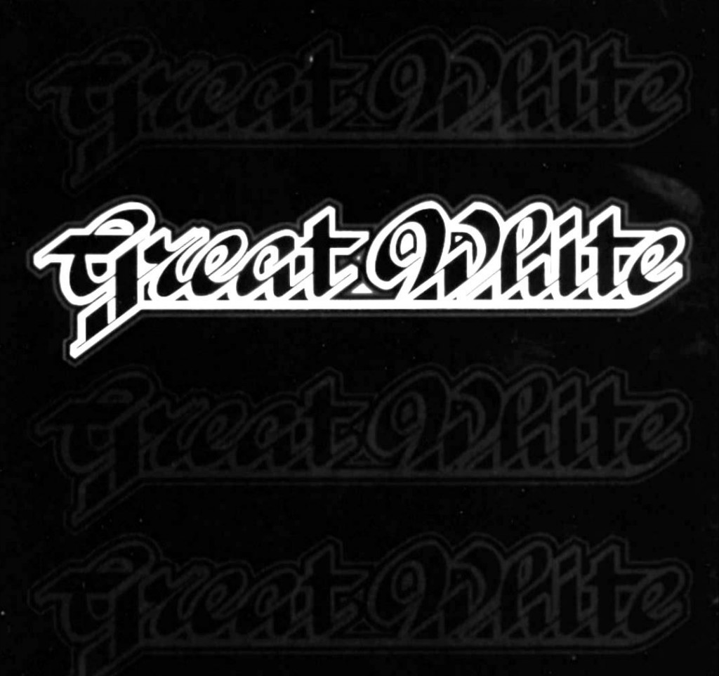 Great White is the self-titled full-length debut album from the band, and the final release to feature original drummer Gary Holland.