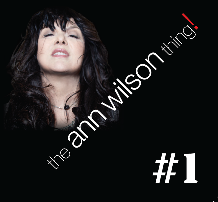 The Ann Wilson Thing #1 is the first EP from Ann Wilson, as a part of this side project/tour.