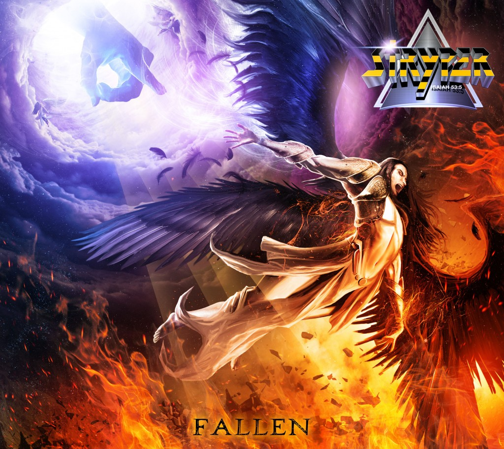 Stryper's latest studio album, Fallen, was released in October of 2015 on Frontiers Records.