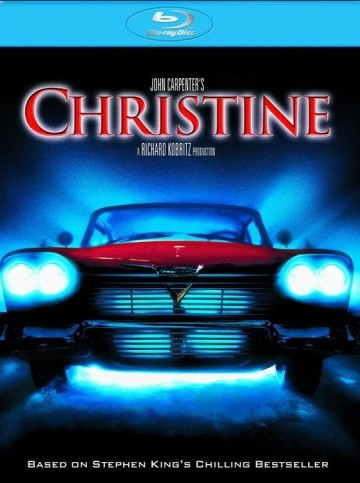 This is the second Blu-ray Disc release of Christine, following the prior limited edition issue from Twilight Time.