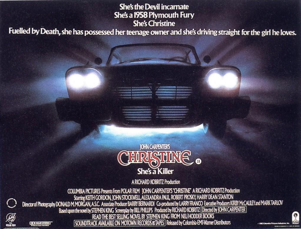 Classic film poster.